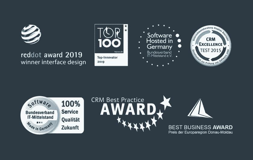 Auszeichnungen und Preise für ADITO