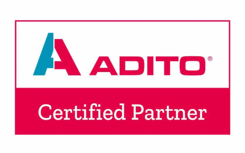 Ines Partner Adito CRM / xRM Logo
