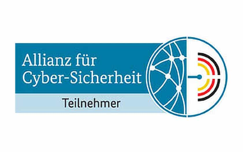Ines Partner Allianz Cybersicherheit Logo