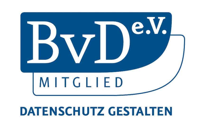 Ines Partner BvD e.V. Datenschutz Logo