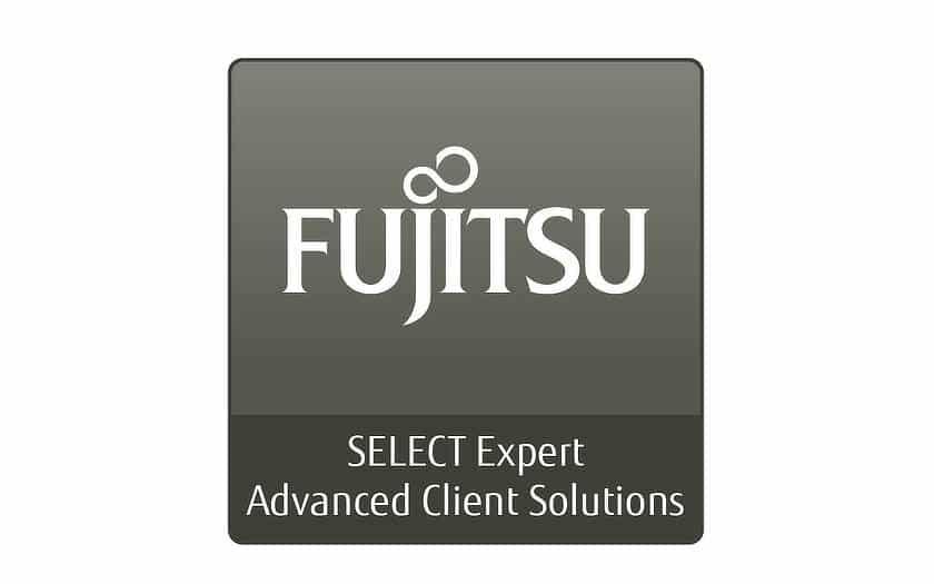Ines Partner Fujitsu Logo