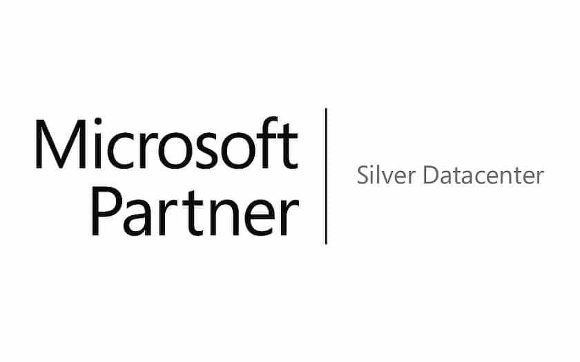 Microsoft Partner Silver Datacenter Logo