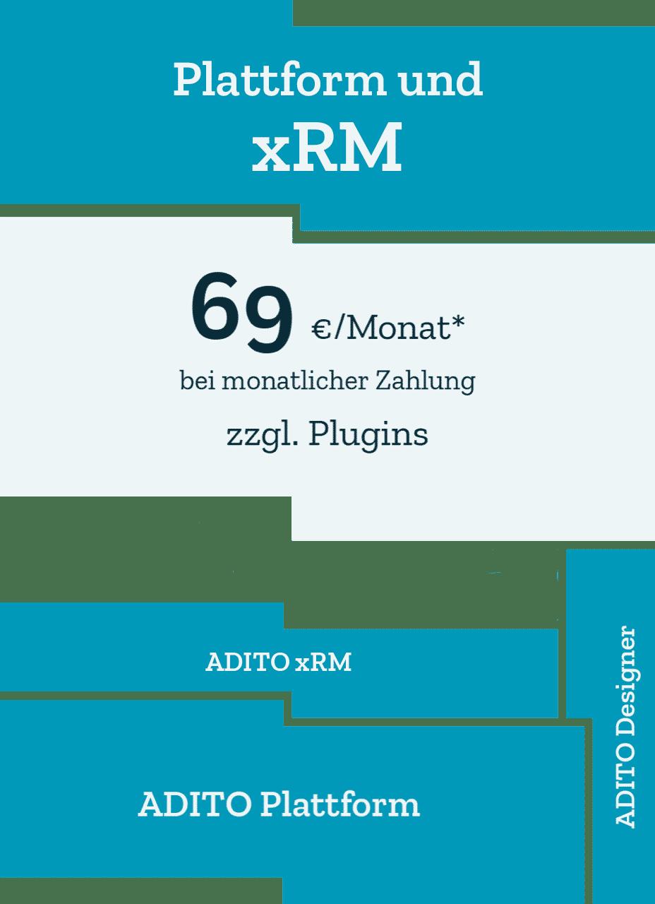 Preismodell für xRM